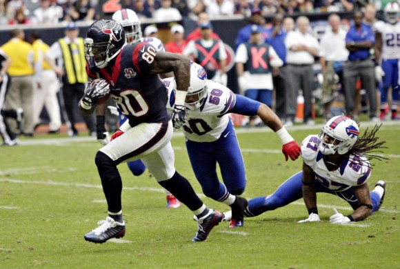 Texans Hot Start Continues; Top Bills 21-9