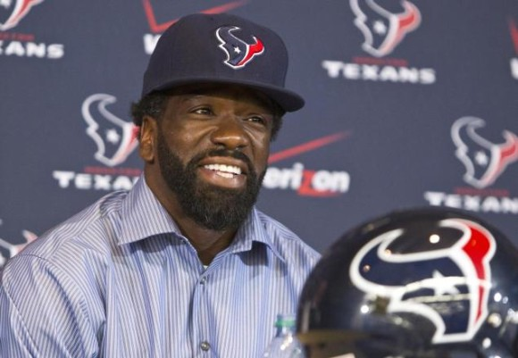 Texans To Release Safety Ed Reed