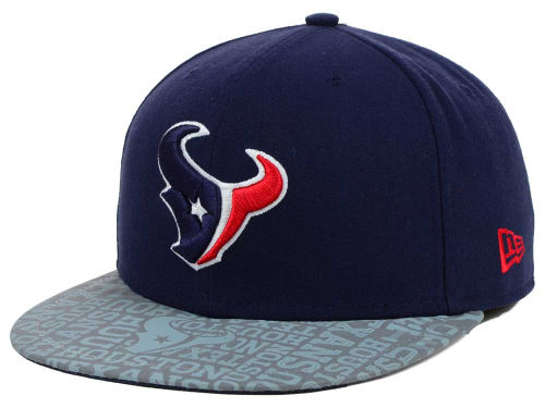"Grab the NEW Houston Texans New Era ""2014 NFL Draft 59FIFTY Cap"""