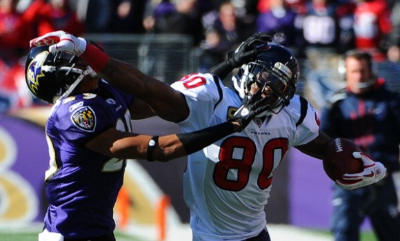 NFL-Houston Texans @ Baltimore Ravens