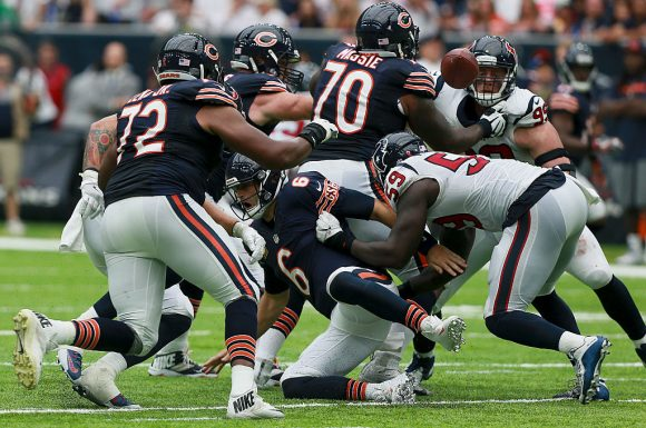 Chicago Bears v Houston Texans