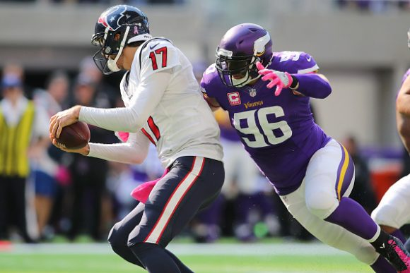 Houston Texans v Minnesota Vikings